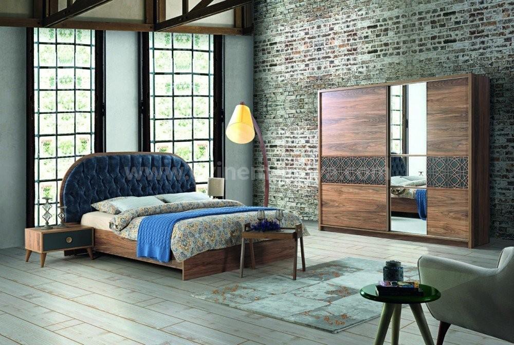 Alaturca Yatak Odası Kaman-Ceviz