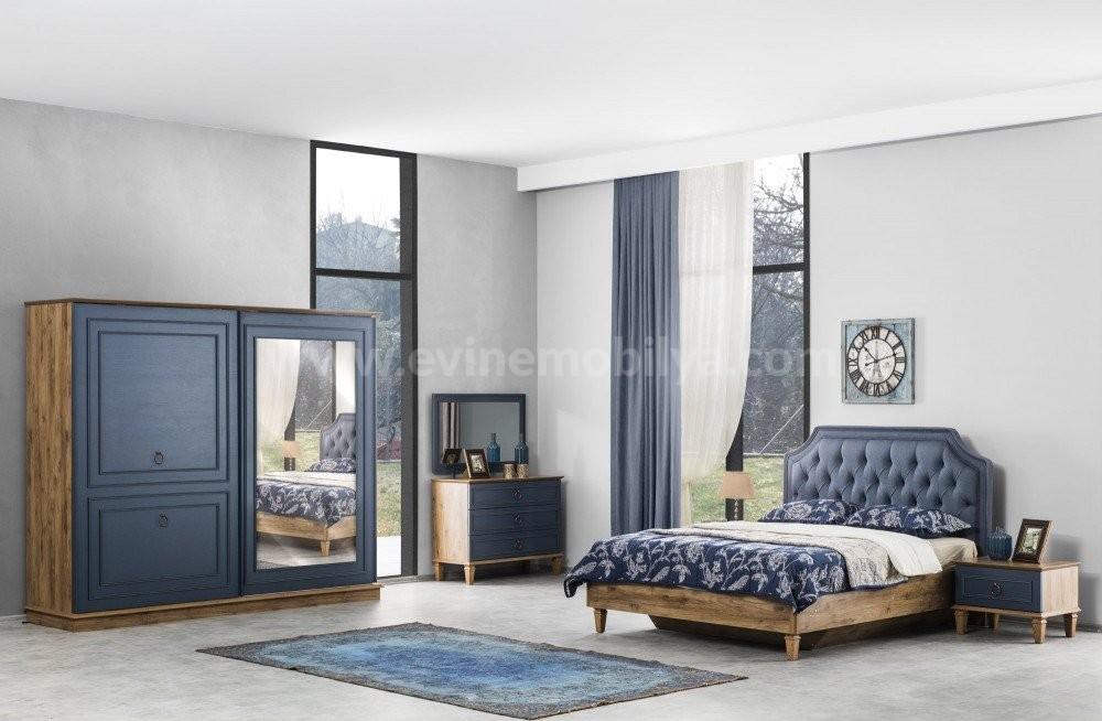 Angel Yatak Odası Mavi