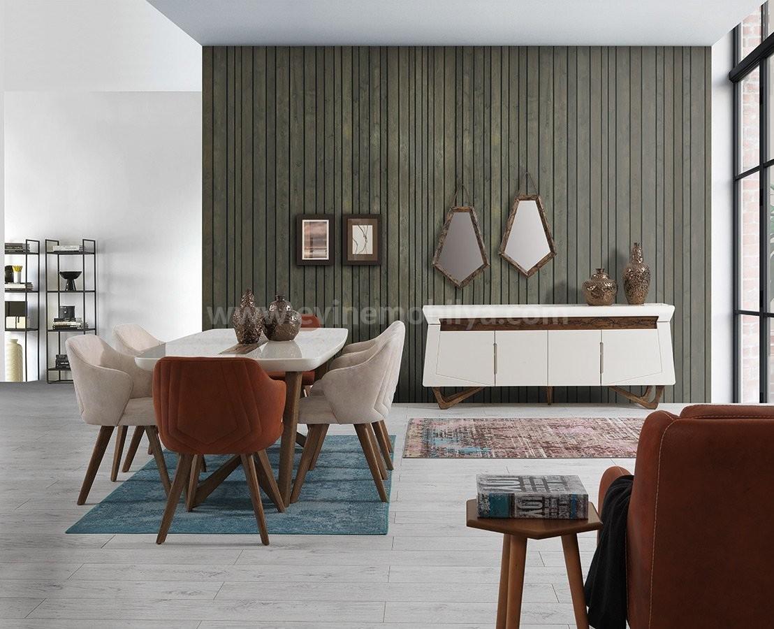 Aspendos Yemek Odası