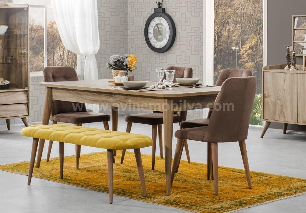 Luna Yemek Masası
