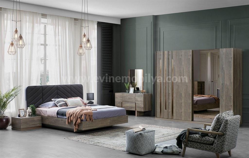 Luzzi Yatak Odası Takımı