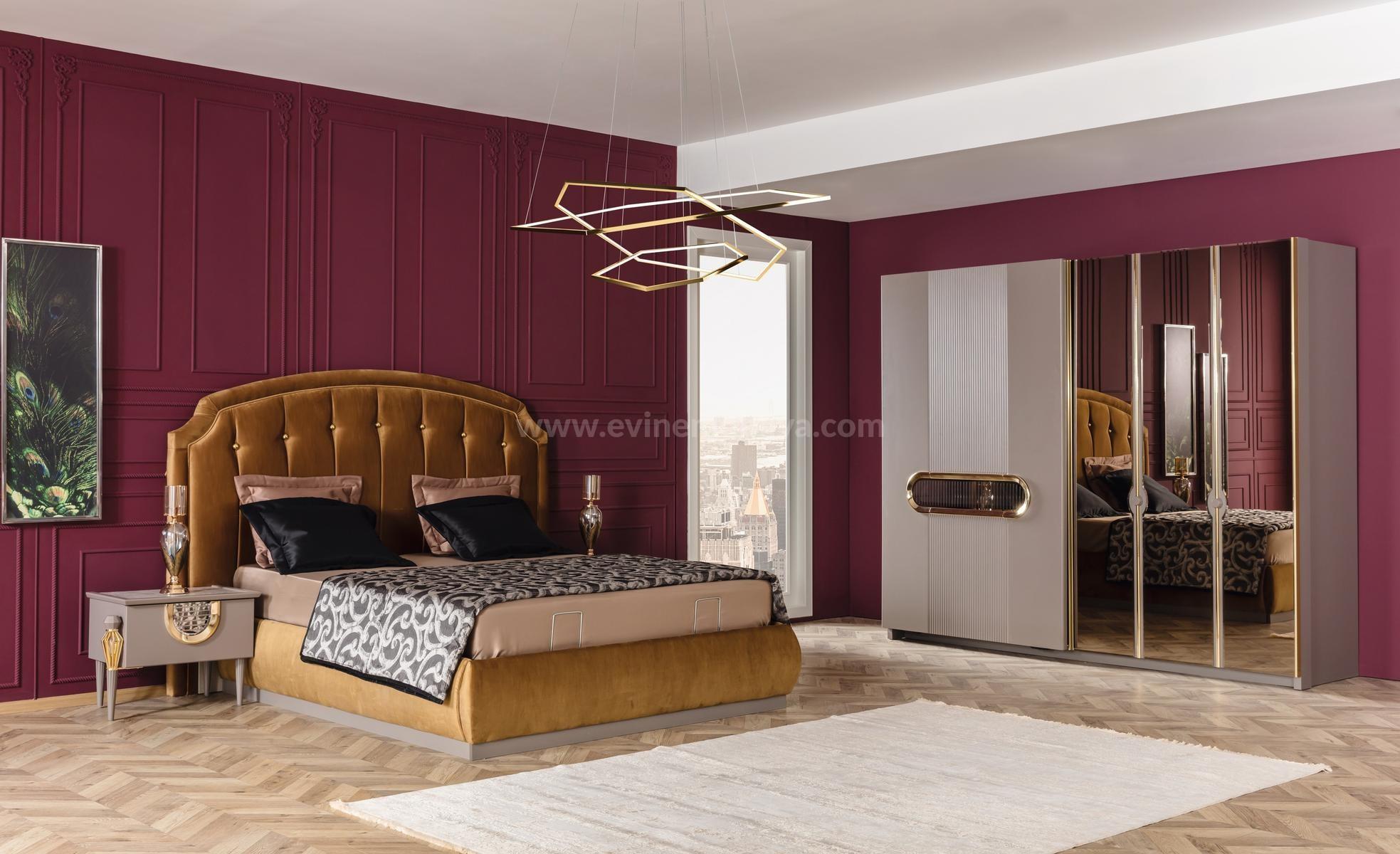 Mimoza Yatak Odası