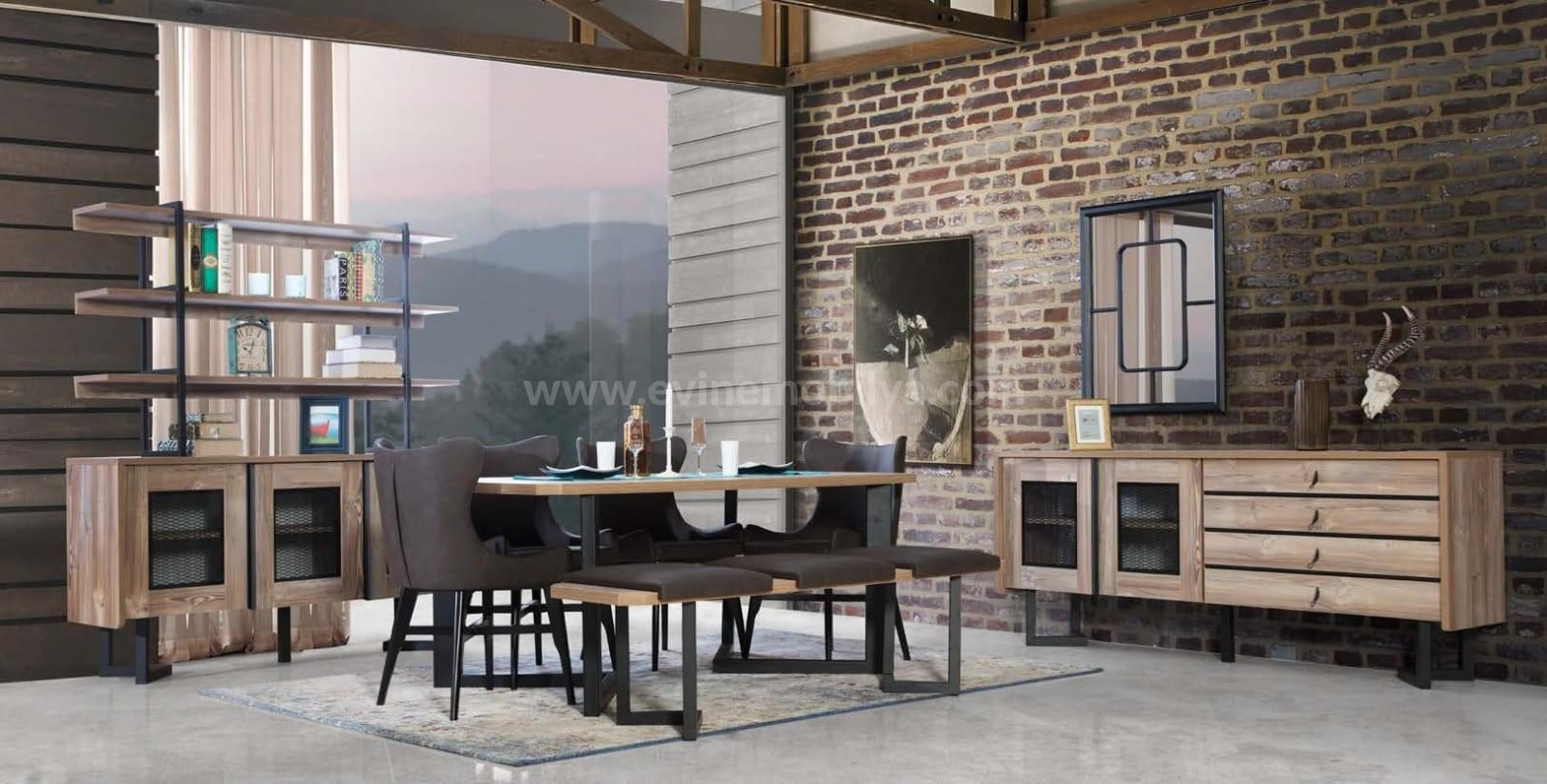 Pirlo Yemek Odası