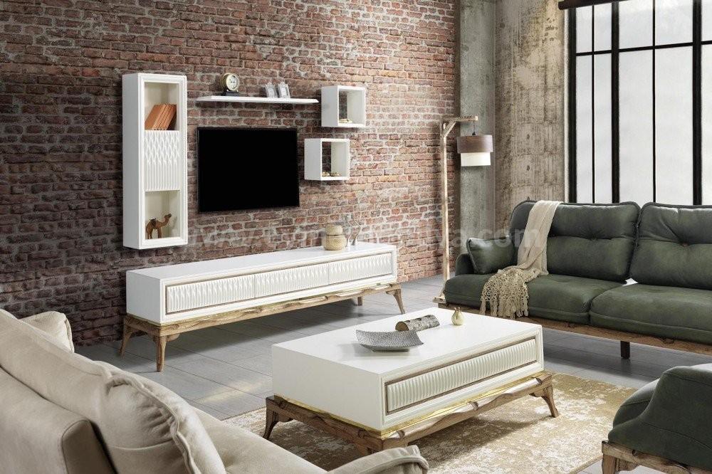 Quatro Tv Ünitesi Beyaz