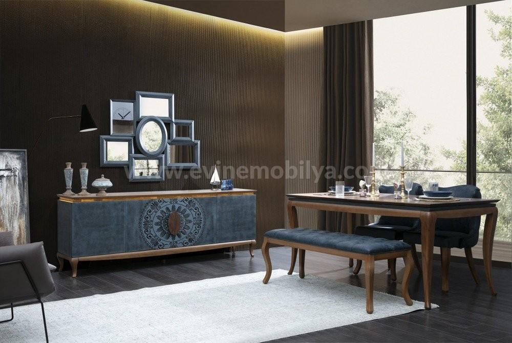 Serenity Yemek Odası Efektli