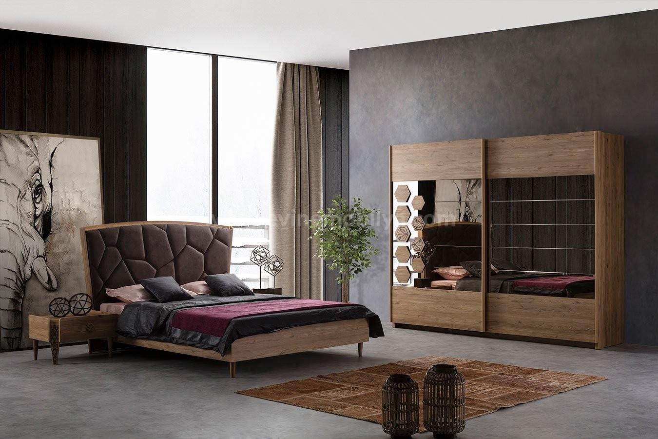 Torino Yatak Odası