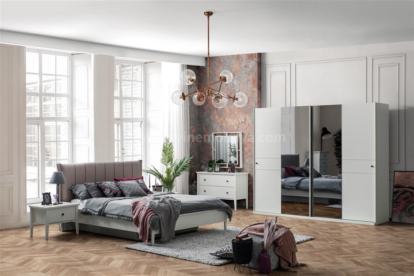 Urban Yatak Odası Cream