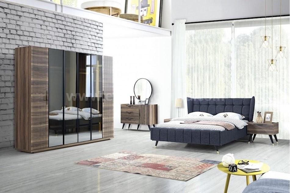 Verdi Yatak Odası